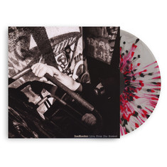 IceRocks of DXA - Live From The Bunker Clear Splatter Vinyl Edition