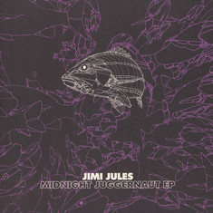 Jimi Jules - Midnight Juggernaut EP Recondite Remix