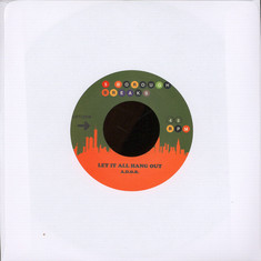 A.D.O.R. / Gerald Wilson Orchestra - Let It All Hang Out Pete Rock Remix / California Soul