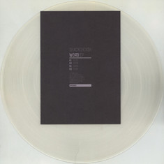 SHXCXCHCXSH - Word EP Clear Vinyl Edition