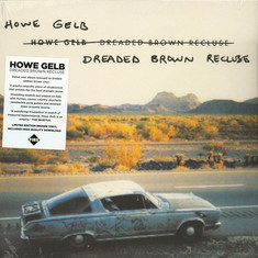 Howe Gelb - Dreaded Brown Recluse Record Store Day 2019 Edition