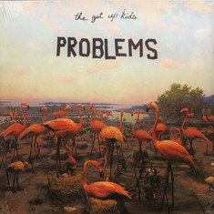 Get Up Kids, The - Problems Black Vinyl Edition