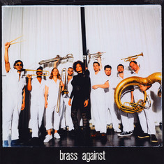 Brass Against - Brass Against Black Vinyl Edition