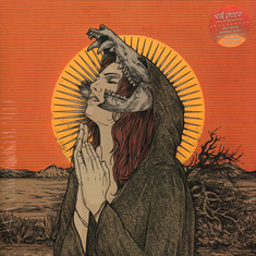 Wolf Prayer - Echoes Of The Second Sun Clear Orange Vinyl Edition
