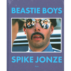Spike Jonze with Mike Diamond & Adam Horovitz (Mike D & Ad Rock Of Beastie Boys) - Beastie Boys