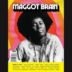 Maggot Brain Magazine - Issue # 1 - December / January / February 2019 / 2020