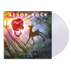 Aesop Rock - Spirit World Field Guide Ultra Clear Vinyl Vinyl Edition
